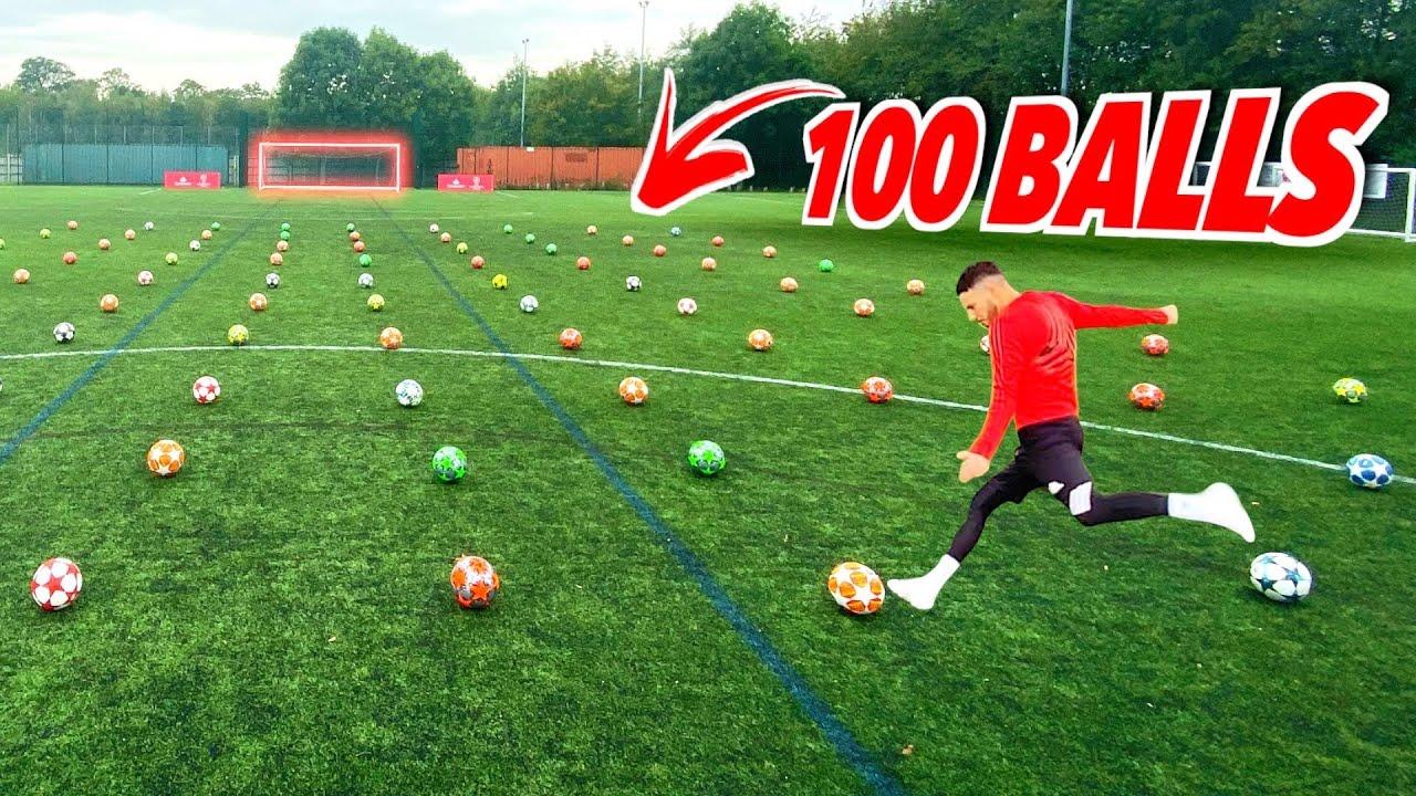 100-ball-challenge